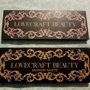 Lovecraft Beauty Bronzer & Blush Palette